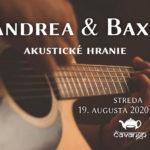 andrea-a-baxo-akusticke-hranie-cajovna-cavango-kosice