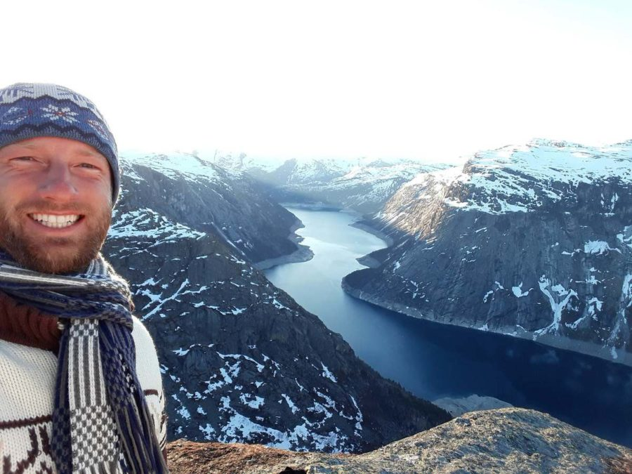 Čaro cestovania autostopom – Okružná jazda po Škandinávii