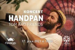 handpan-koncert-tomas-loring-cavango-cajovna-kosice-hangdrum