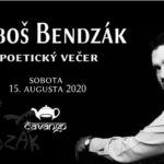 lubos-bendzak-poeticky-vecer-poezia-cajovna-cavango-kosice