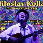 Miloslav Kollár. Live In Čavango. Košice 2019